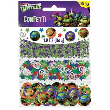 Teenage Mutant Ninja Turtles Value Confetti