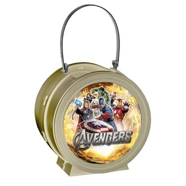 The Avengers Folding Treat Pail