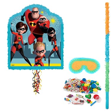 The Incredibles 2 Pinata Kit