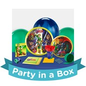 The Legend of Zelda Party in a Box