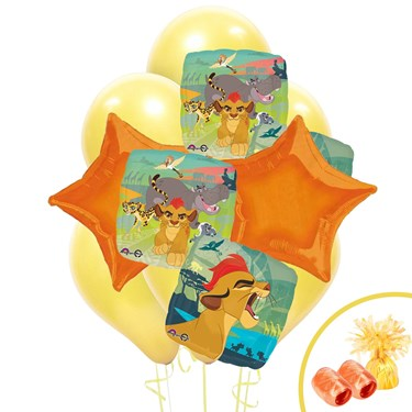 The Lion Guard Balloon Bouquet Kit