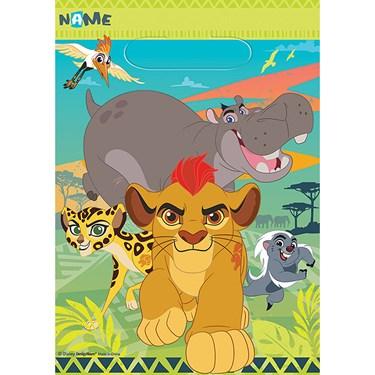The Lion Guard Favor Bags (8)
