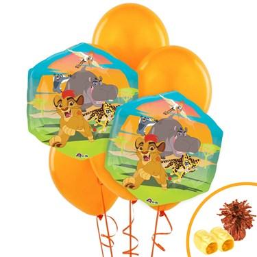 The Lion Guard Jumbo Balloon Bouquet Kit