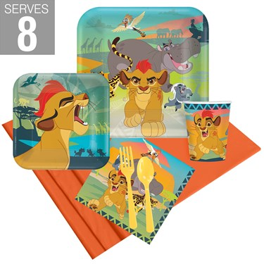 The Lion Guard Party Pack For 8