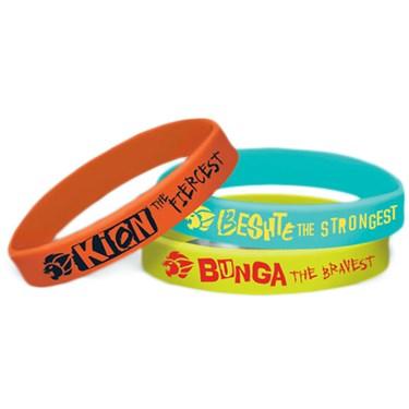 The Lion Guard Rubber Bracelets(6)