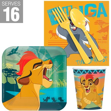 The Lion Guard Snack Pack For 16