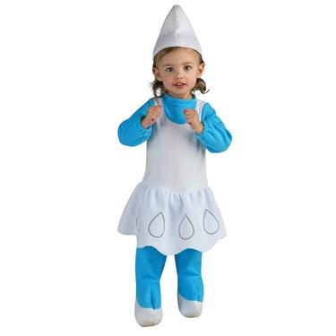 The Smurfs - Smurfette Infant / Toddler Costume