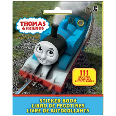 Thomas And Friends Sticker Booklet(1)