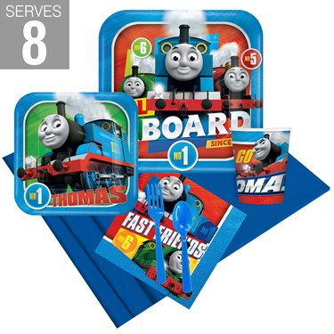 Thomas the Train Party Pack for 8
