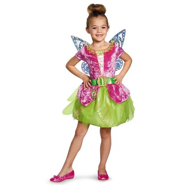 Tinker Bell and The Pirate Fairy - Pirate Tink Girls Costume