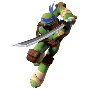 TMNT Leonardo Giant Wall Decal