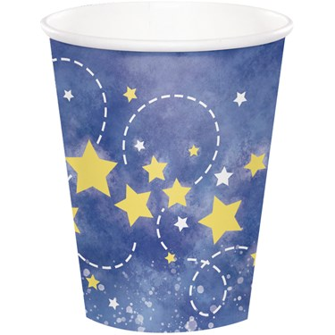 To the Moon & Back 9oz Paper Cups (8)