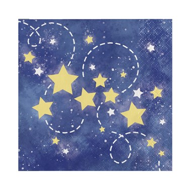 To the Moon & Back Beverage Napkins (16)
