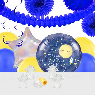 To The Moon & Back Deco Kit