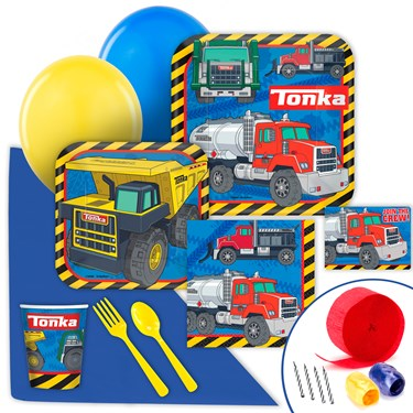 Tonka Value Party Pack