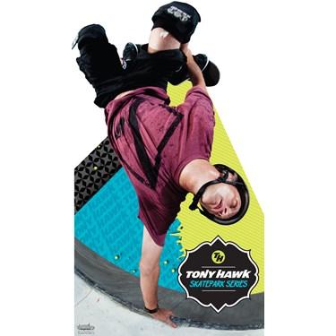 Tony Hawk Skatepark Series Stand Up - 6' Tall