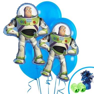 Toy Story Jumbo Balloon Bouquet Kit