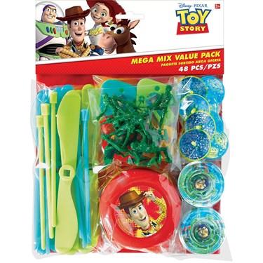 Toy Story Mega Mix Favor Pack (8)