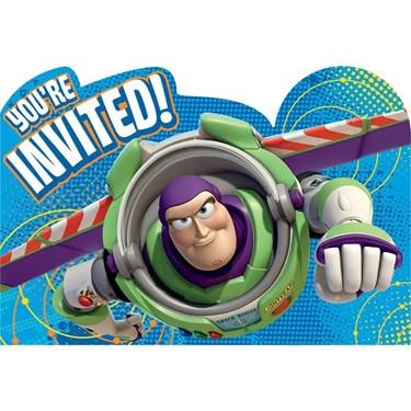 Toy Story Postcard Invitations (8)