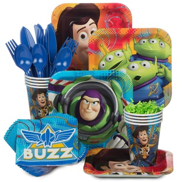 Toy Story Snack Party Pack