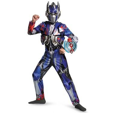 Transformers Age of Extinction -  Deluxe Optimus Prime Child Costume