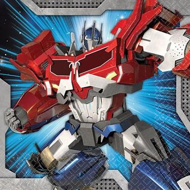 Transformers Beverage Napkins (16)