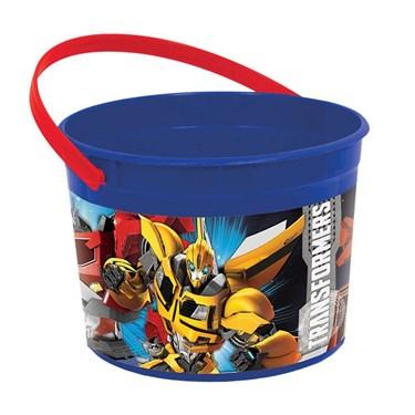 Transformers Favor Bucket(1)