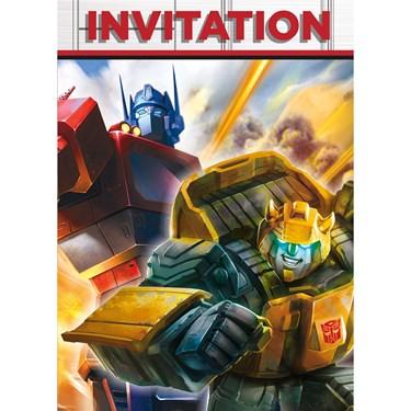 Transformers Invites (8)