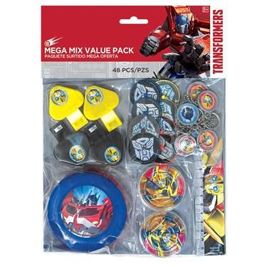 Transformers Mega Mix Favor Pack (8)