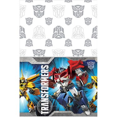 Transformers Printed Tablecover