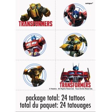 Transformers Tattoos(4)