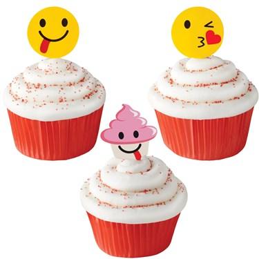Treatoji Cupcake Picks (24)