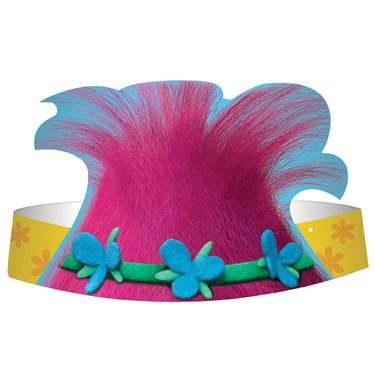 Trolls Die Cut Paper Hat(8)