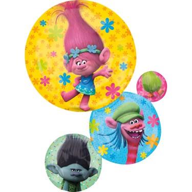 Trolls Jumbo Foil Balloon
