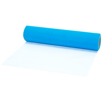"Turquoise Tulle Roll (12""H)"