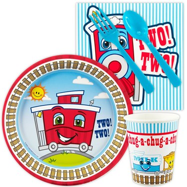 Two-Two Train 2nd Snack Party Pack