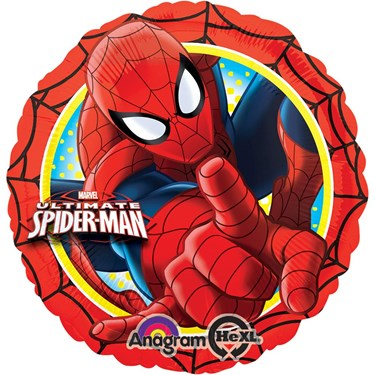 Ultimate Spiderman Action Foil Balloon