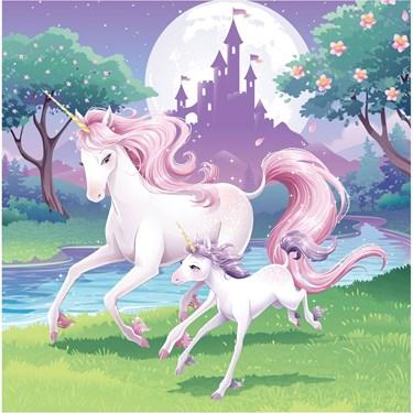 Unicorn Fantasy Luncheon Napkins (16)
