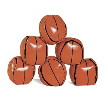 Vinyl Basketball Kick Balls(12)