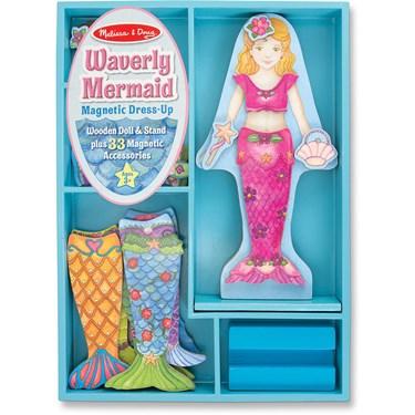 Waverly Mermaid Magnetic Dress