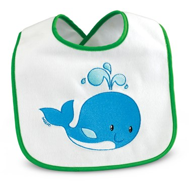 Whale of Fun Bib