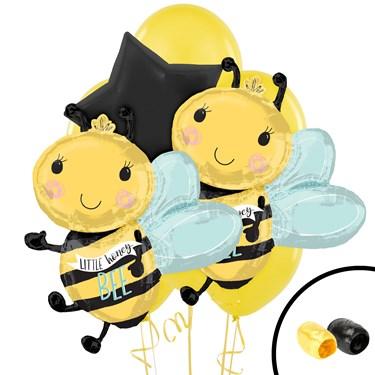 What Will It Bee Gender Reveal Jumbo Balloon Bouquet