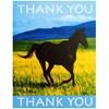 Wild Horses Thank-You Notes