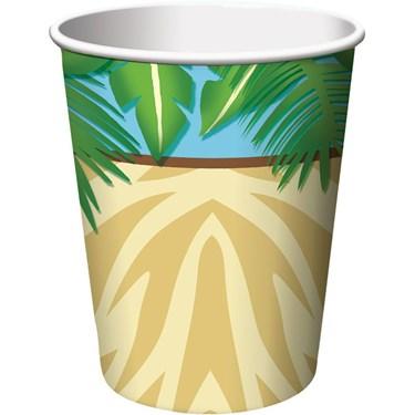 Wild Safari 9oz Cups (8)