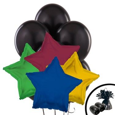 Wizard Express Balloon Bouquet