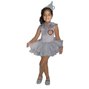 Wizard of Oz - Tin Man Tutu Child Costume