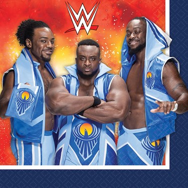 WWE Luncheon Napkins (16 Pack)