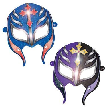 WWE Party Paper Masks(8)