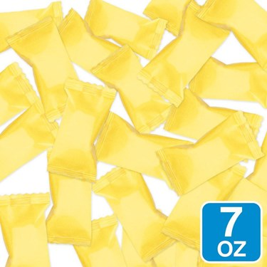 Yellow Wrapper Buttermints 7oz Bag (each