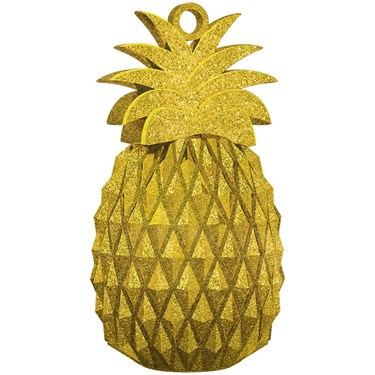 You had me at Aloha Pineapple Balloon Plastic Weight